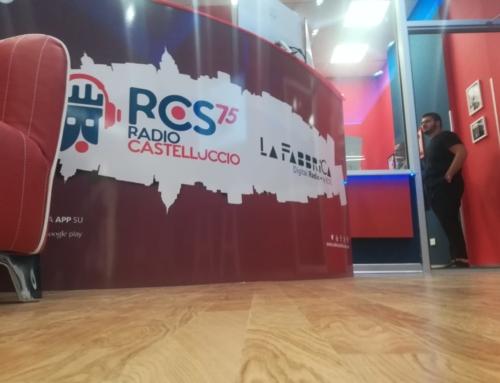 Allestimento Vetrina Radio Castelluccio presso Centro Commerciale La Fabbrica