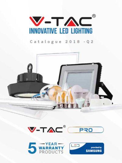 scarica catalogo illuminazione a led v-tac 2018 q2